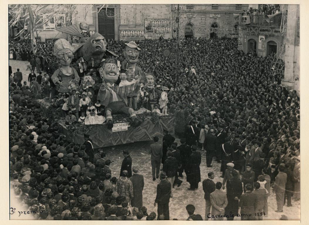 C'era una volta…il Carnevale a Paternò