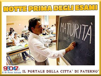 Iniziano gli esami di maturità 2016