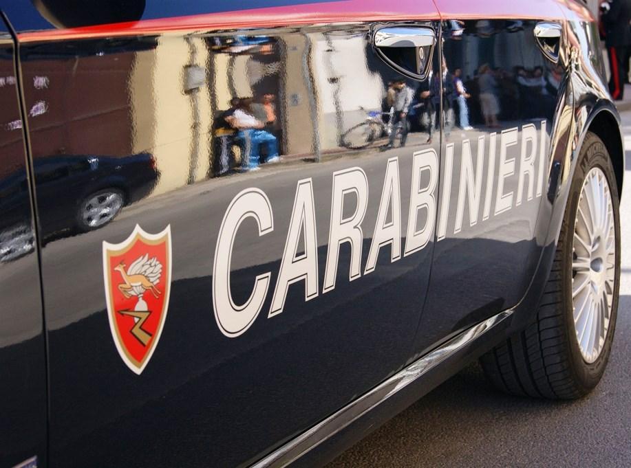 MISTERBIANCO: Sorvegliato in manette per violazione dell'obbligo di soggiorno