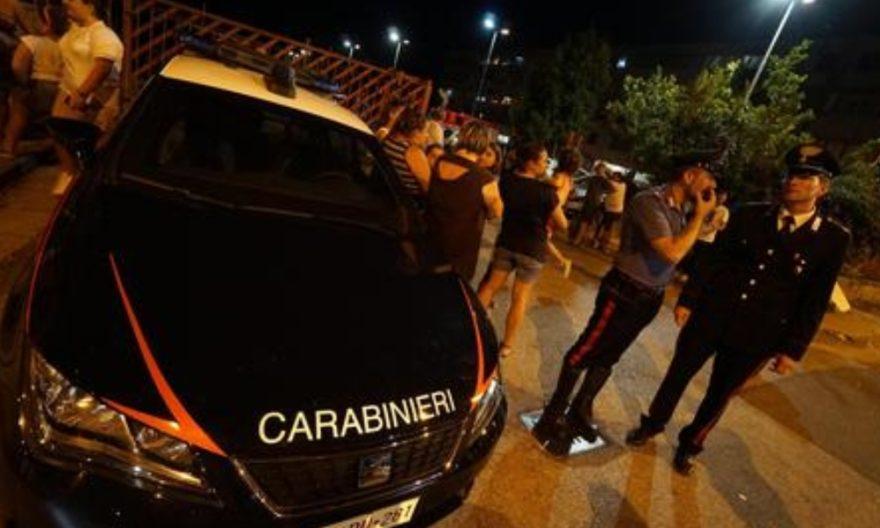 Ucria, due morti in una sparatoria per un parcheggio