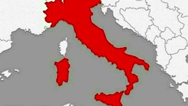 Italia zona rossa, le regole per Pasqua