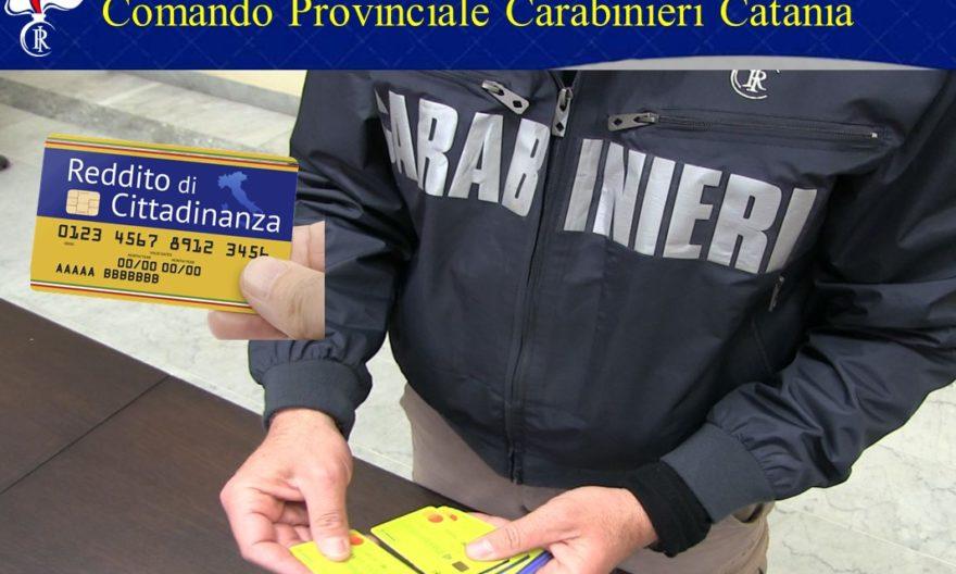 Mafiosi e parenti percepivano reddito di cittadinanza: 76 denunce